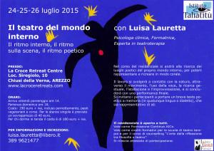 Il teatro del mondo interno2015