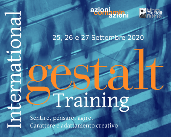 International Gestalt Training - Settembre 2020