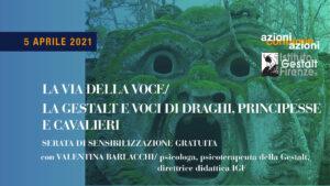 serata di sensibilizzazione con Valentina Barlacchi